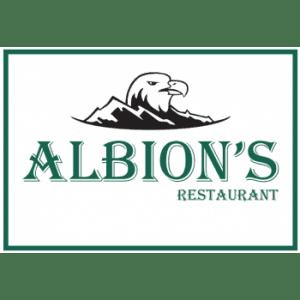 Albion's Restaurant Logo